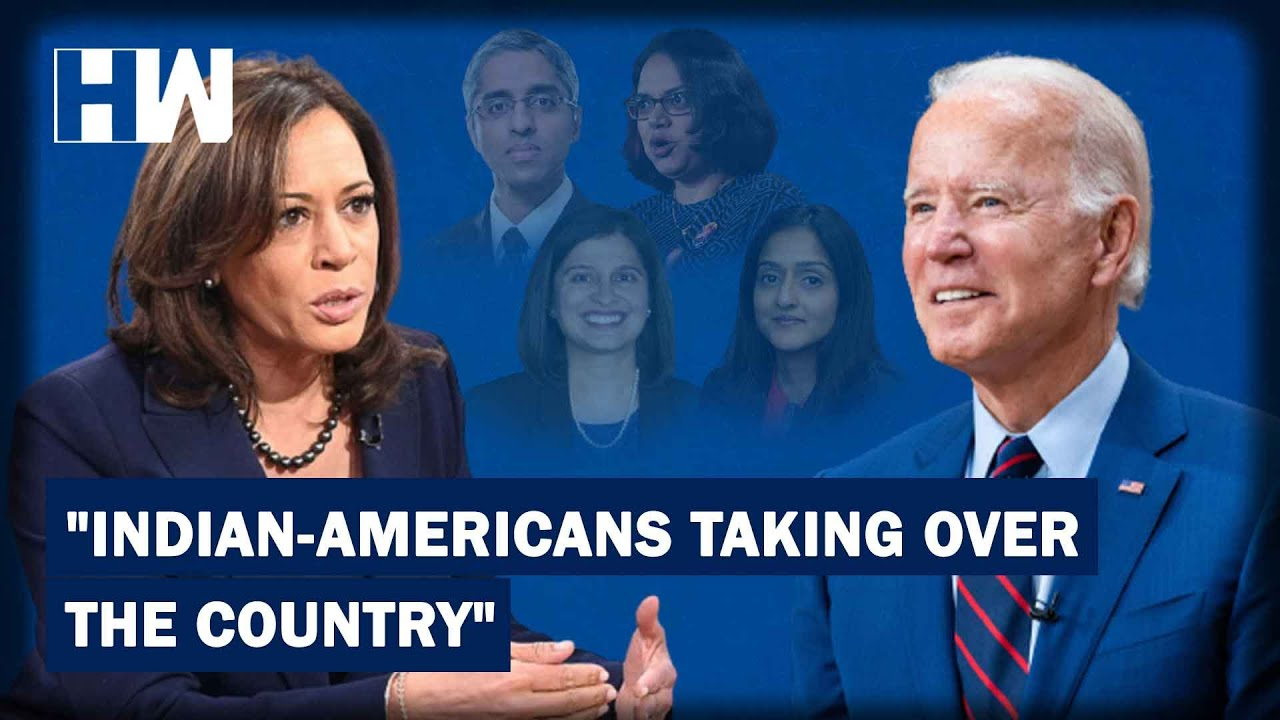 """""""Indian-Americans Taking Over The Country"""" : What Does @Joe Biden  Statement Mean?"""