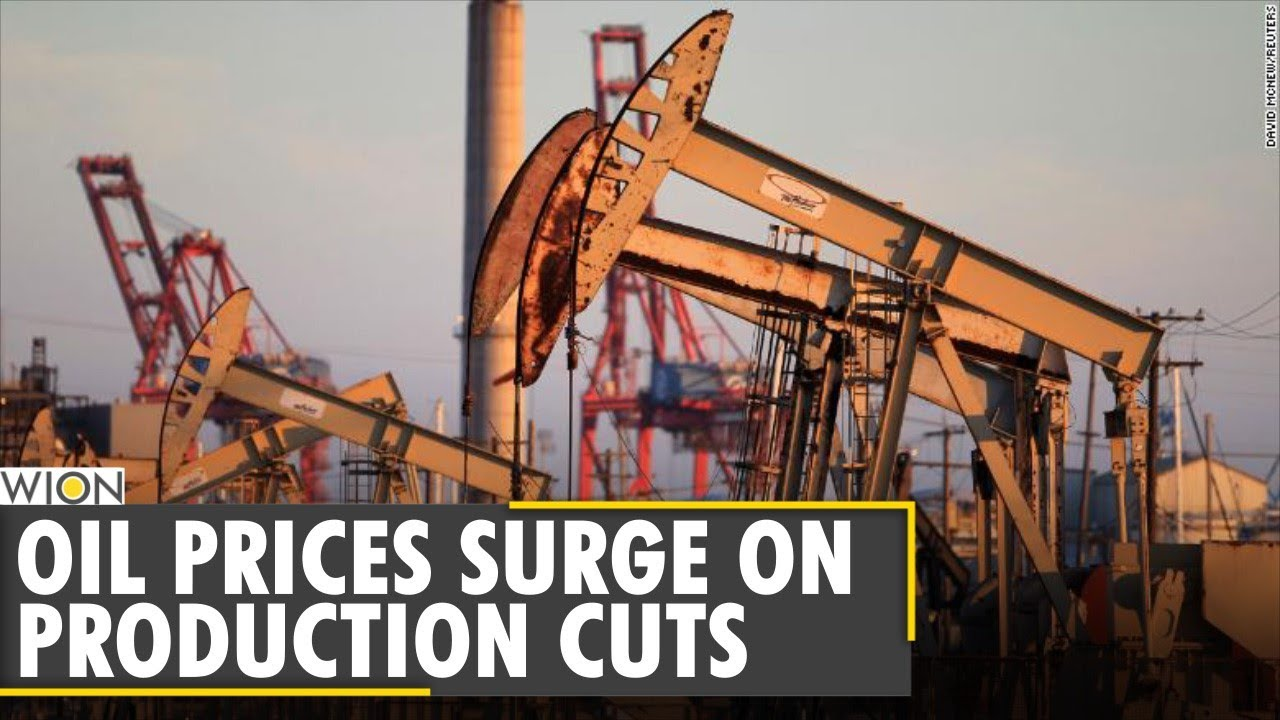 World Business Watch: Oil prices surge as OPEC and its allies extend production cuts   Crude Oil
