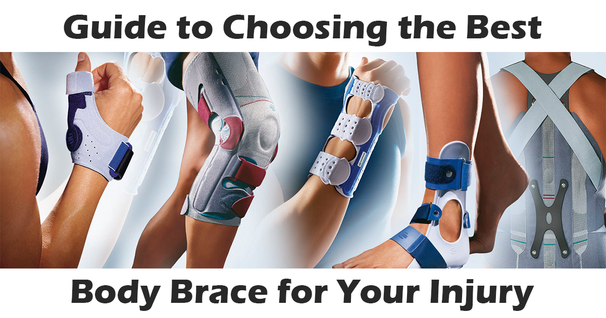The Ultimate Guide to Choosing the Best Body Brace for Your Injury