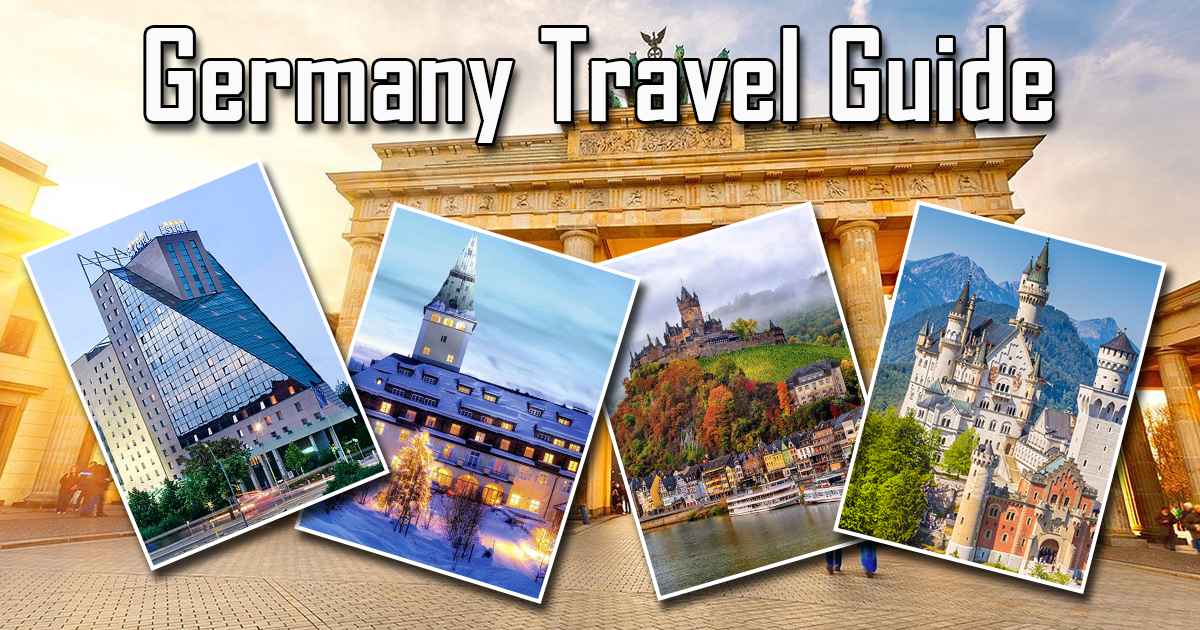 A GUIDE TO GERMANY'S TOURS AND TRAVEL DESTINATIONS